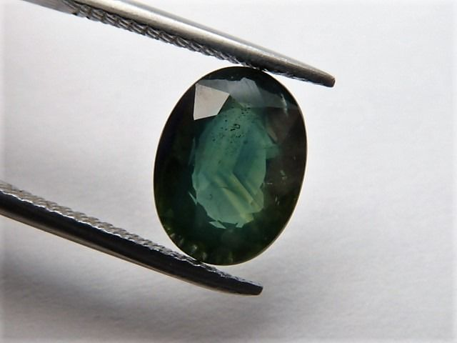 Blue, Green, Color change Sapphire - 2.24 ct