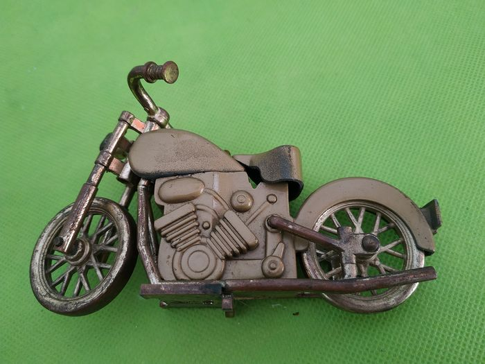 Decorative object - Harley Davidson, mechero - 1975