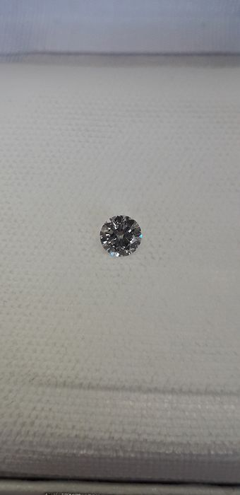 1 pcs Diamond - 0.32 ct - Brilliant - D (colourless) - VVS1