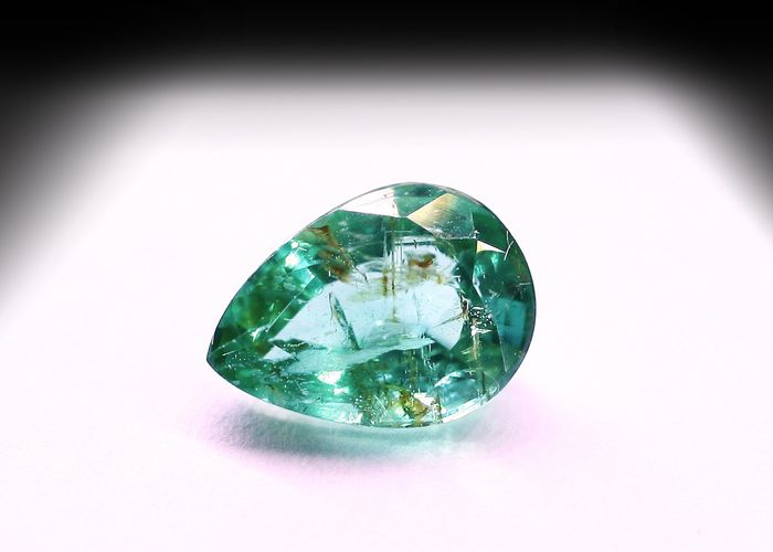 Kolumbian Emerald - 1.26 ct