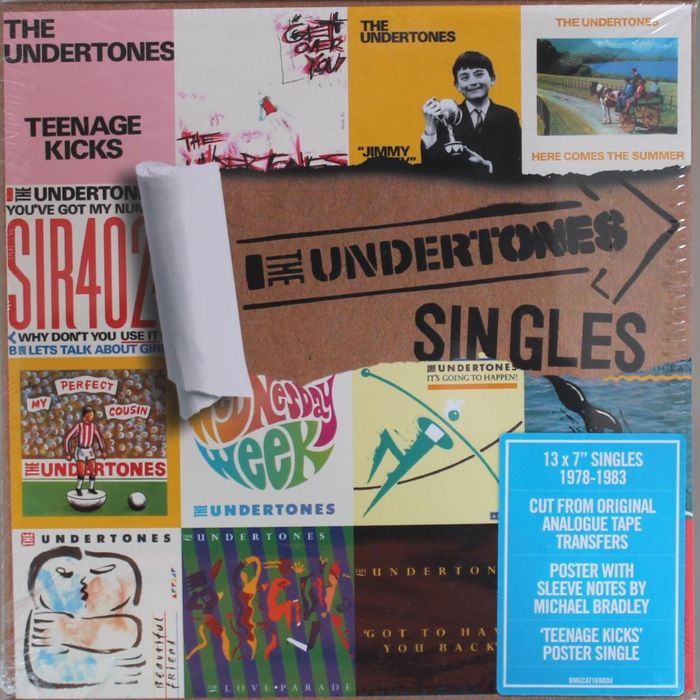 "The Undertones -  Singles 13 x 7"" singles 1978 - 1983 (Rsd 2018) - Coffret - 2018/2018"