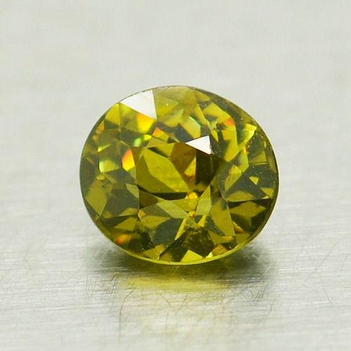Demantoid, Granaat - 0.92 ct