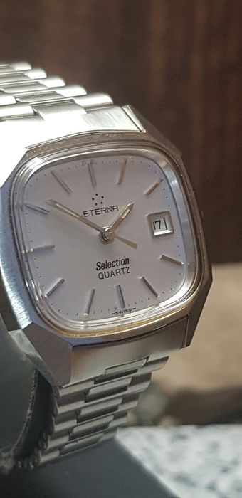 "Eterna - Selection Quartz  - 711.2092.41 - ""NO RESERVE PRICE"" - Women - 1980-1989"
