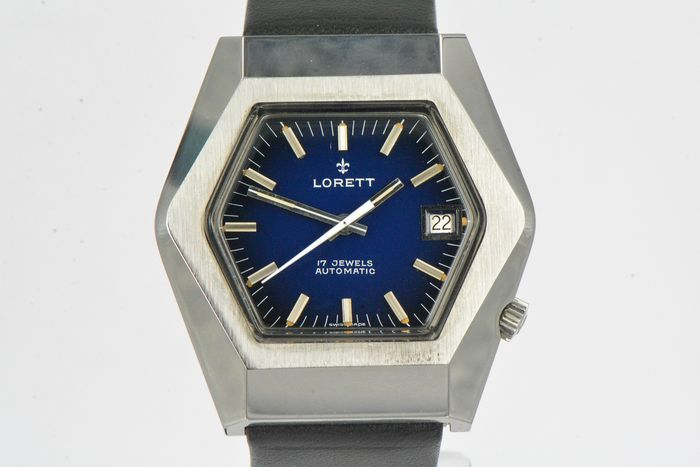 Lorett   - Men - 1970-1979