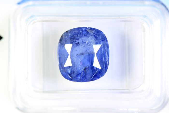 No Reserve Price - Saffier - 5.67 ct