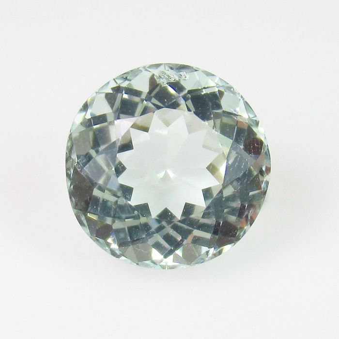 Aigue-marine - 3.48 ct