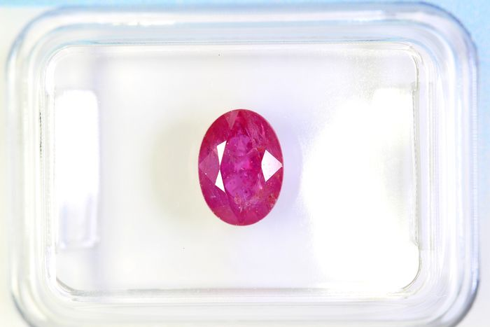 No Reserve Price - Ruby - 1.46 ct
