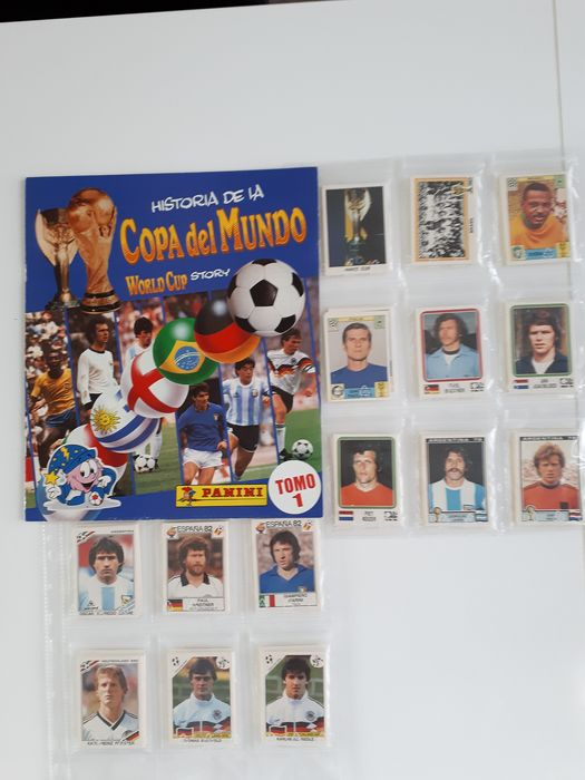 Panini - World Cup Football - Album vierge + Set complet complet - 1990