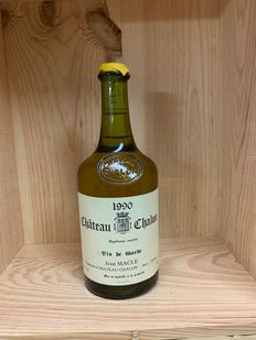 1990 Chateau-Chalon - Domaine Jean Macle  - Jura - 1 Clavelin (0,62 L)