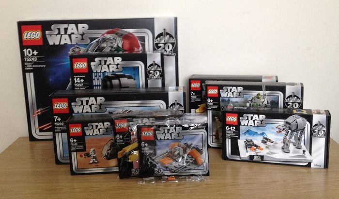 LEGO - Star Wars - Complete 20th Anniversary Collection