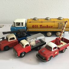 SSS Toys - Coche