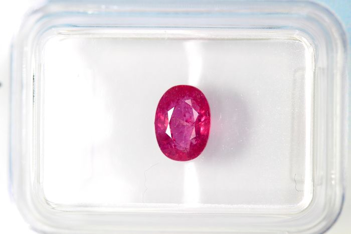 No Reserve Price - Ruby - 1.05 ct