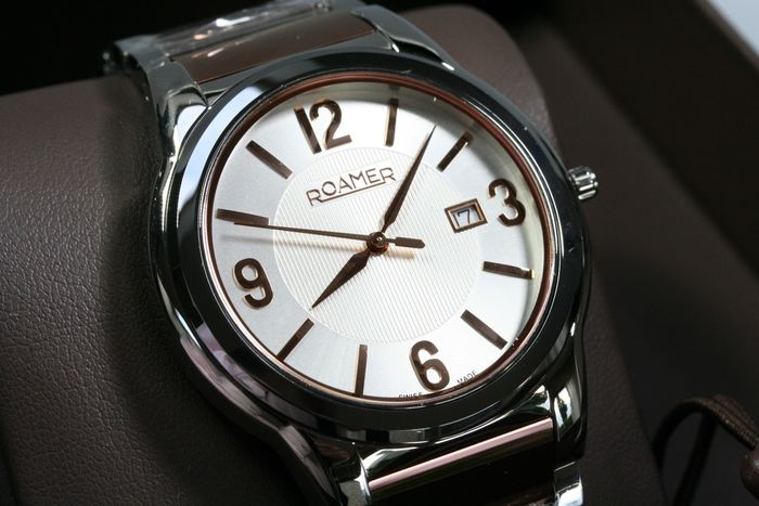 Roamer -  Swiss watch New No reserve price - 2 years warranty - Heren - 2011-heden
