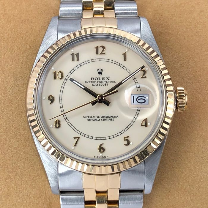 Rolex - Oyster Perpetual Datejust - 16013 - Unisexe - 1980-1989