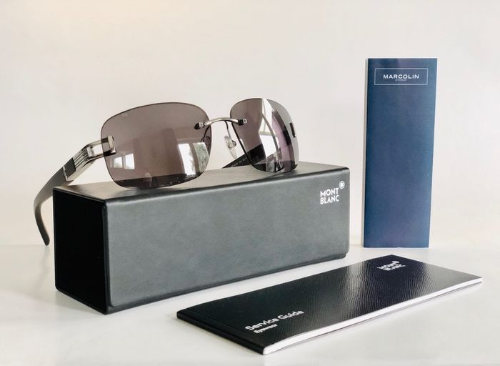 Montblanc - MB408S-14A-60 Sunglasses