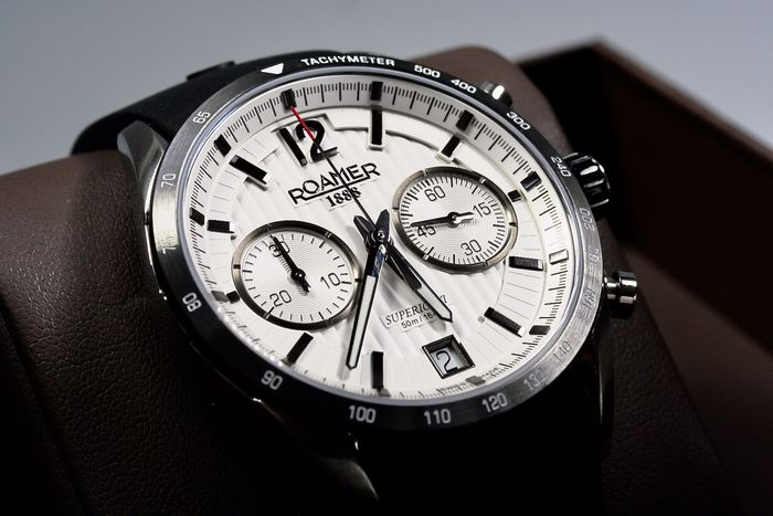 Roamer - Superior Chrono II - New Collection 2 years warranty - Men - 2011-present