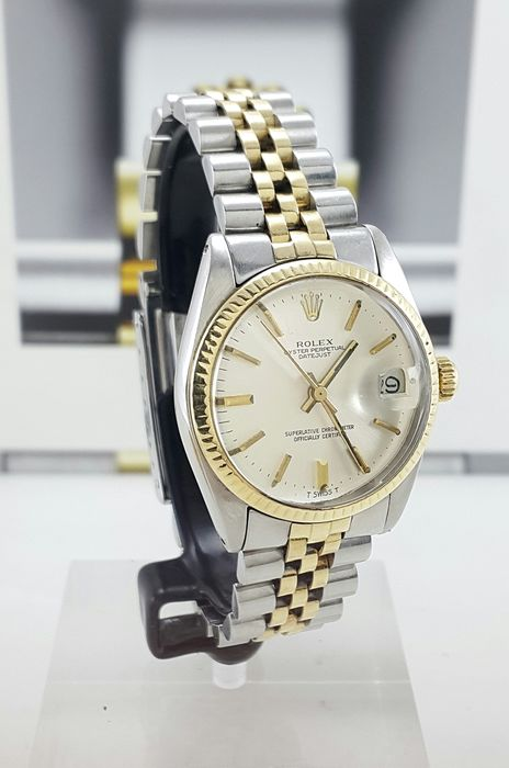 Rolex - Oyster Perpetual Datejust  - 6827 - Women - 1979