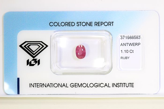 Ruby - 1.10 ct