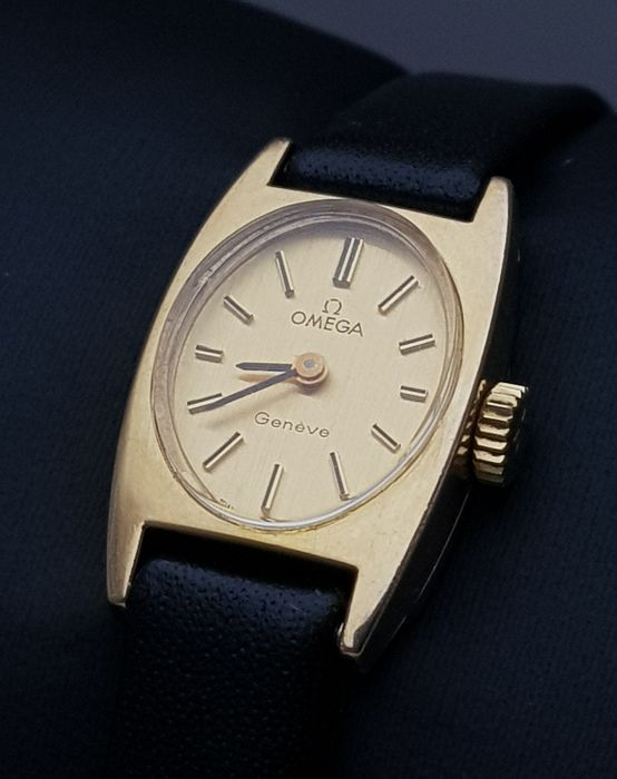 Omega - 'NO RESERVE PRICE' Geneve GP Mechanical Luxury Vintage Lady   - 511362 - Women - 1970-1979
