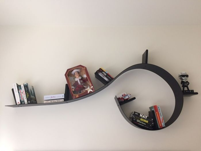 Ron Arad - Kartell - Wall unit - Bookworm (320 cm)