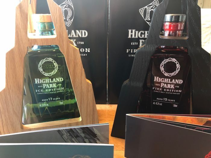 Highland Park Fire & Ice Edition - 70cl - 2 bottles