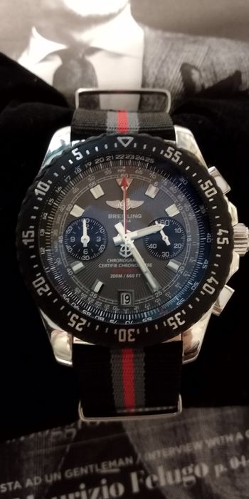 Breitling - Skyracer Raven - Ref. A27364 - 男士 - 2011至现在