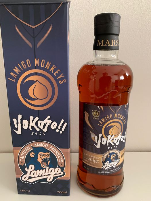 Mars Lamigo Yokoso 2018 Limited Edition - 70cl