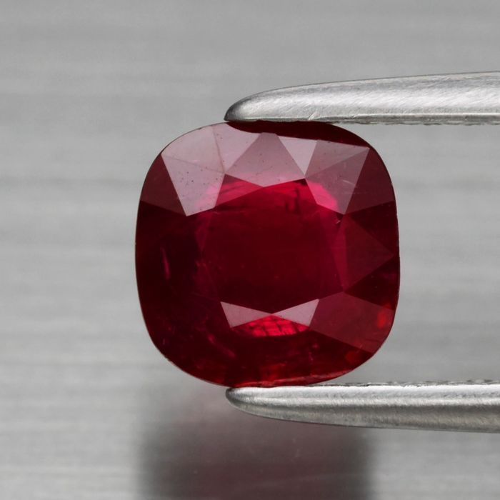 Ruby - 0.75 ct