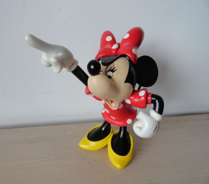 Disney  - Beeld - Minnie Mouse Angry  - (1990)
