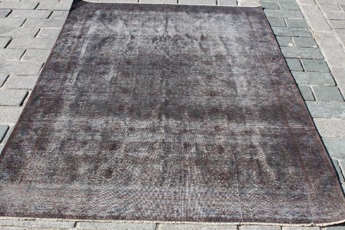 Turkish Overdyed Rug - 219 cm - 148 cm