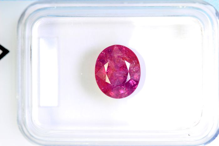 Ruby - 2.12 ct