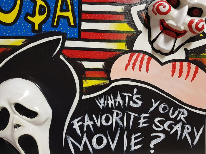 Freda People  - What's Your Favorite Scary Movie? (3D)