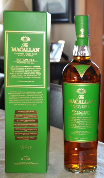 Macallan  Limited Edition No.4 - 700ml