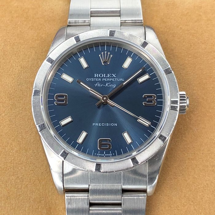 Rolex - Air-King Precision - 14010 - Unisexe - 1990-1999