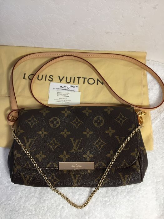 Louis Vuitton Favorite PM Bandolera Catawiki