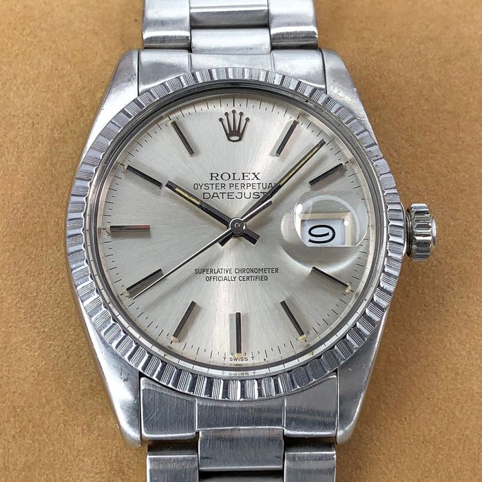 Rolex -  Oyster Perpetual Datejust - 16030 - Unisex - 1980-1989