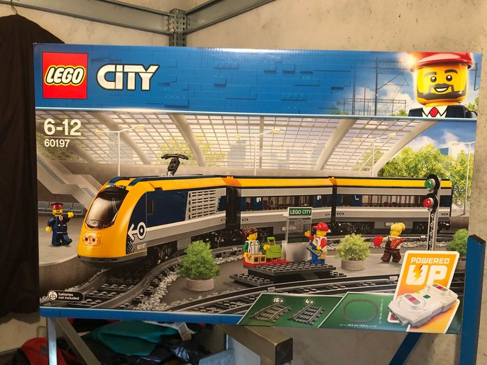 LEGO - City - 60197 - Train - 2000-present