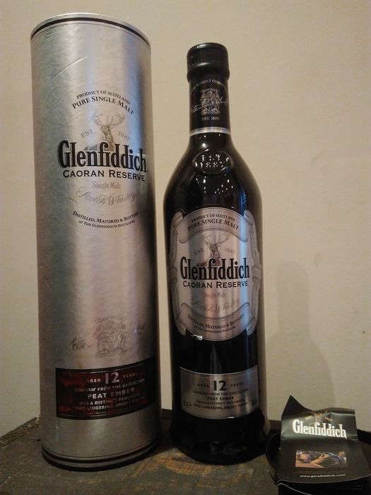 Glenfiddich 12 years old Coaran Reserve - 0.7 Ltr