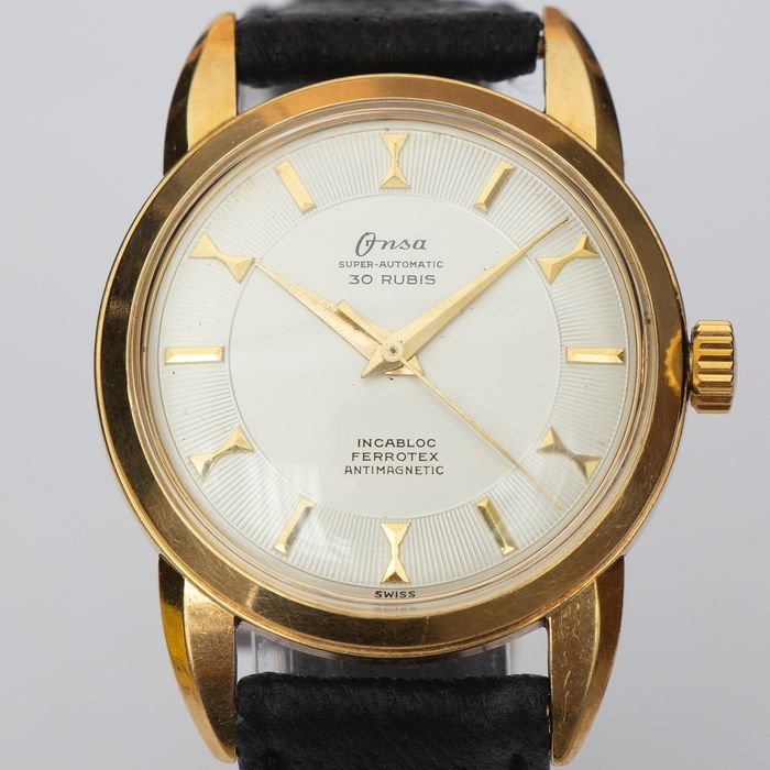 Onsa - Super-Automatic - 1138-2240 - Homme - 1950-1959