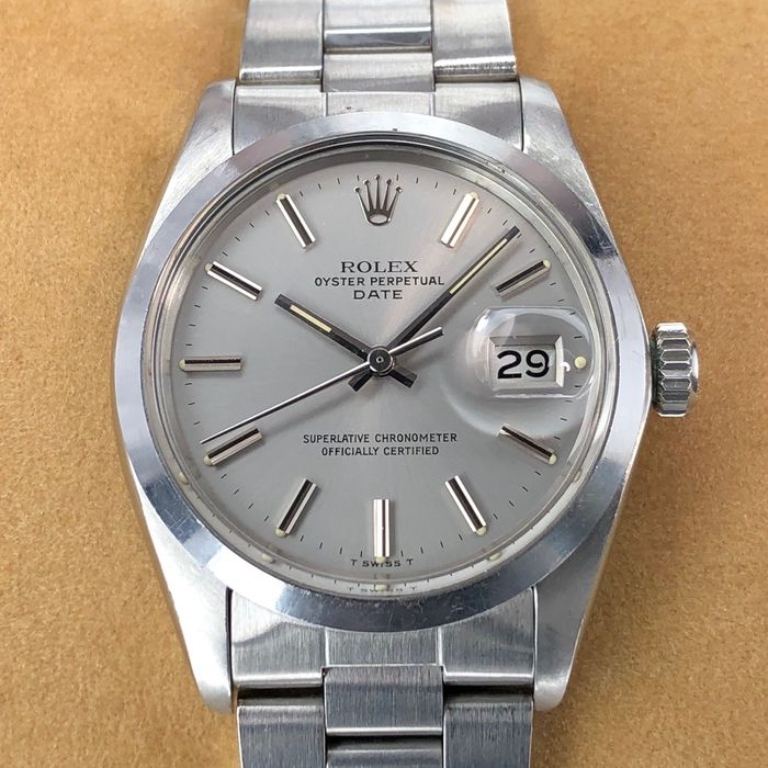 Rolex - Oyster Perpetual Date - 1500 - Unisexe - 1970-1979