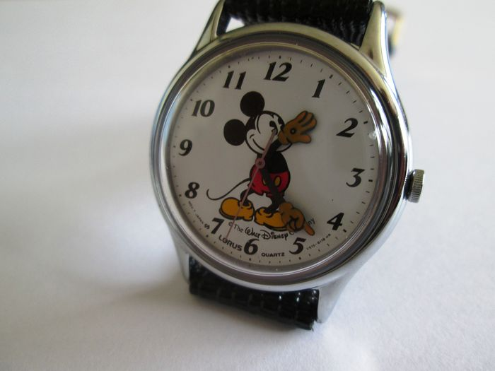 Disney - Horloge - Lorus - Mickey Mouse - (1990)