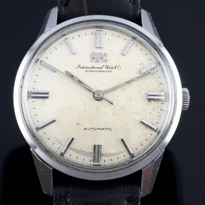 IWC - Vintage Automatic Cal.854 - R 810 A - Heren - 1960-1969