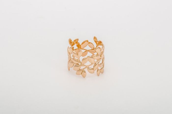 Paloma Picasso Olive Leaf Band Ring Roségold - Ring