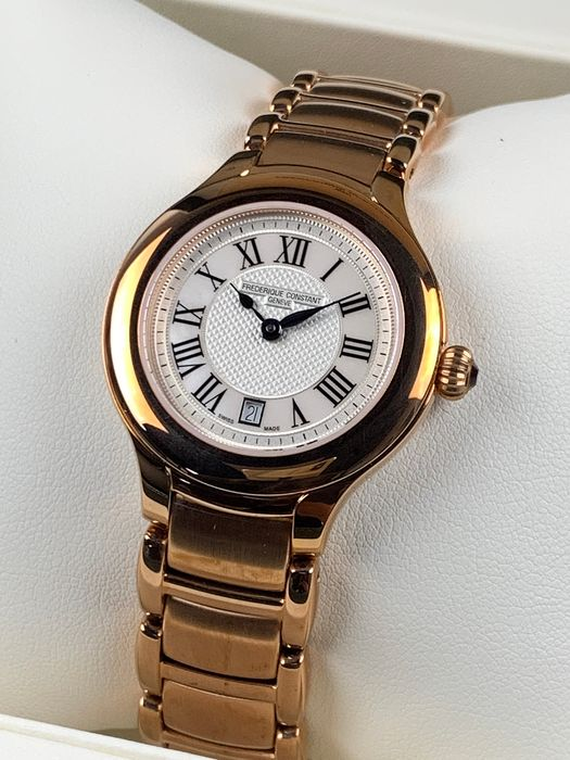 Frédérique Constant - Delight Rose Gold - FC-220M2ER4B - Women - 2011-present