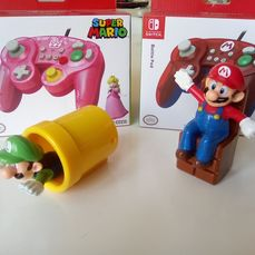 2 Nintendo Switch - Video games - Without original box