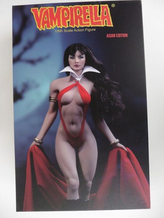 Vampirella Asian Edition - 1:6th scale Action figure  - First edition - (2018)