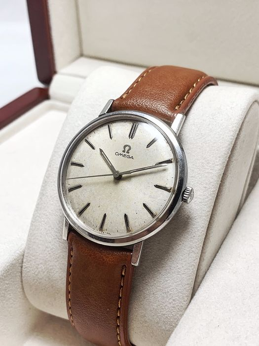Omega - Slim Dress Watch - Cal 601 Ref. 131.019 - Férfi - 1960-1969