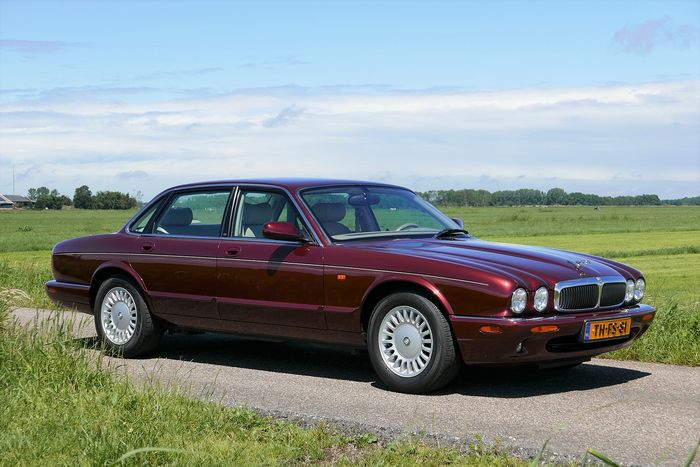 Jaguar - XJ8 Executive Origineel Nederlands - 1998