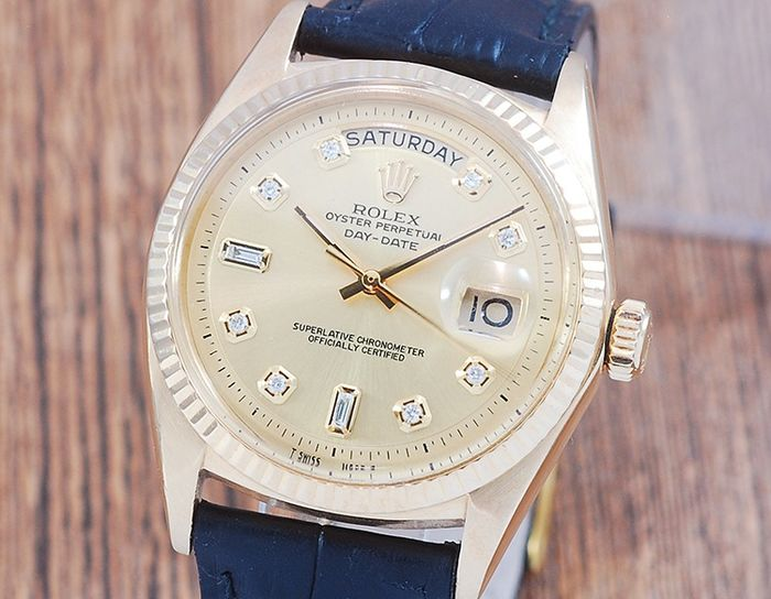 Rolex - Oyster Perpetual Day-Date - 1803 - Homme - 1960-1969