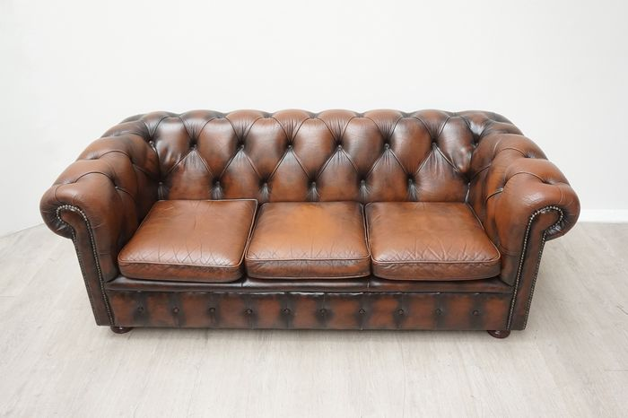 Chesterfield Sofa - Contemporary - Catawiki